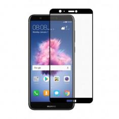 Folie Sticla Roar pentru Huawei P Smart 5D Full Cover acopera tot ecranul Negru