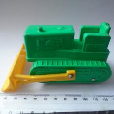 bnk jc No. 20. Galanite Caterpillar Bulldozer