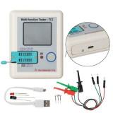 Tester ESR RLC pentru condensatori, tranzistori,bobine,diode, rezistente,sigilat