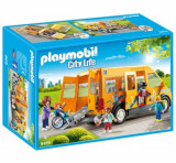 Playmobil City Life, Masina scolara