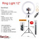 Cumpara ieftin Lampa led circulara 30cm 12 + accesorii