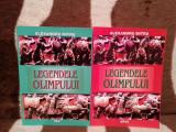LEGENDELE OLIMPULUI-ALEXANDRU MITRU (2 VOL)