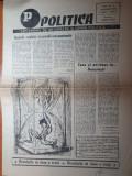 ziarul politica 22 martie 1990-3 luni de la revolutie