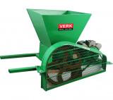 VEW-2500A VERK Masina electrica de zdrobit struguri 2500W productivitate 550 kg/ora