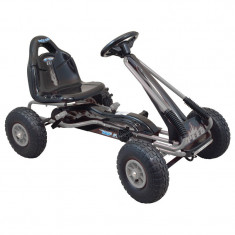 Kart cu pedale Baby Mix GA815 Grey