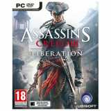 Assassin's Creed 3 - Liberation HD PC, Role playing, 18+, Single player, Ubisoft