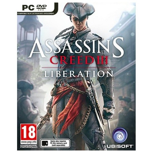 Assassin's Creed 3 - Liberation HD PC