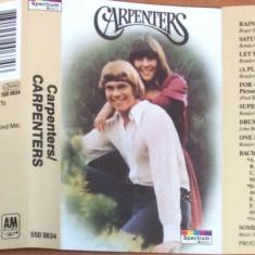 CARPENTERS - Best Of  ( 1993 ) - Caseta Audio Originala