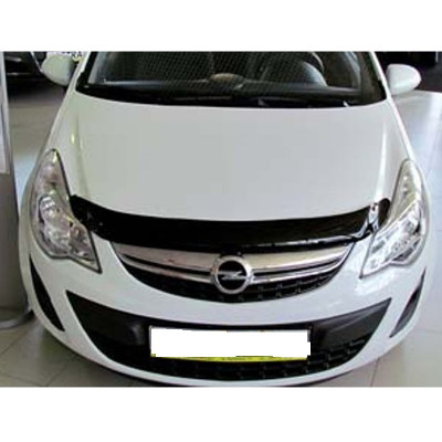 Deflector capota Opel Corsa D 2007-2014 foto