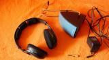 Casti wireless Sennheiser HDR118, Casti Over Ear