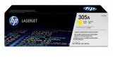 Toner hp ce412a yellow 2.6 k color laserjet pro 300
