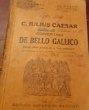 COMENTARII  DE   BELLO  GALLICO   CAIUS  IULIUS  CAESAR  BALMUS  GRAUR