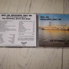 CD Album Veterinary Street Jazz Bond-Roll On, Mississippi, Roll On