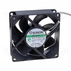 FAN 80X25 230VAC VAPO 68M3/H 32DBA