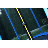 Trambulina si Plasa de Siguranta Sportmann 140 cm - Albastru