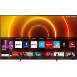Televizor LED Philips 70PUS7805/12, 178 cm, Smart TV 4K Ultra HD, Clasa F