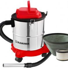 Aspirator Profesional Vacuum ASH Cleaner 20L, Putere 1200W, Filtru HEPA
