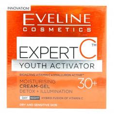 Crema de fata Eveline Cosmetics Expert C 30+ 50ml