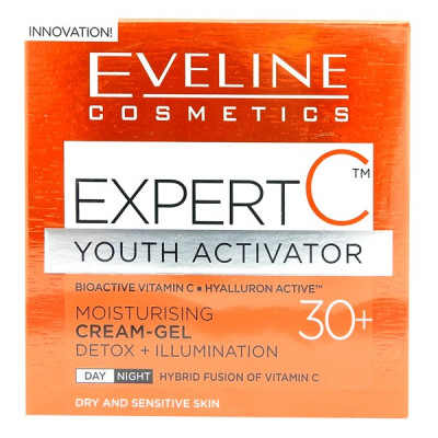 Crema de fata Eveline Cosmetics Expert C 30+ 50ml foto