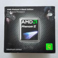 Procesor AMD Phenom II X4 965 Black Edition 3.40GHz skt AM3 box