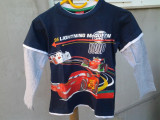 Disney Cars Pixar - bluza copii 8 ani, One size, Din imagine