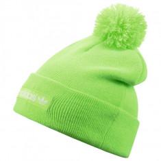 Caciula adidas Originals Logo Beanie Verde
