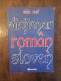 Vida Rus - Dictionar roman-sloven