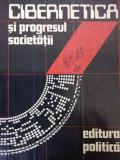 CIBERNETICA ȘI PROGRESUL SOCIETĂȚII, BUCUREȘTI 1980
