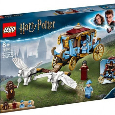 LEGO Harry Potter - Trasura lui Beauxbatons: Sosire la Hogwarts 75958