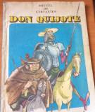 DON QUIJITE - Miguel De Cervantes . Ilustratii Eugen Taru