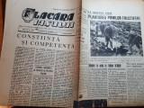 flacara iasului 22 noiembrie 1964-muzeul de arta iasi,atelierele pascani