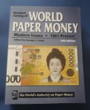 A1881 Catalog numismatic bancnote World Paper Money 1961
