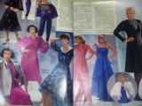Revista/Catalog de moda BADER,706 Pagini,lipsa 8 pagini,carte veche Desing,T.GRA
