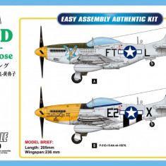 1:48 P-51D Mustang - Yellow Nose 1:48