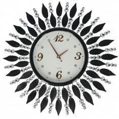 Ceas pentru perete, 70cm, Grunberg, model elegant 2