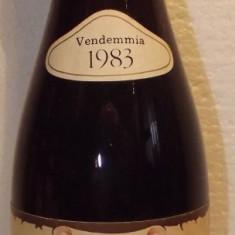 73 - Vin GOTTURNIO DEI COLLI PIACENTINI, DOC , cl 72 gr 12 recoltare 1983