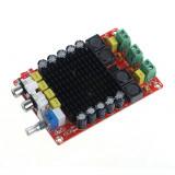 Amplificator audio stereo 2 x 100W clasa D / TDA7498 modul amplificare (t.575)