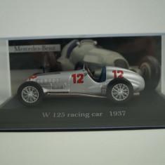 Macheta Mercedes W125 Racing Car 1937  scara 1:43