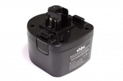 Acumulator pentru max rebar rb650, rb655 u.a. 9.6v, ni-mh, 3000mah, JP509GD, JP509HFüR FOLGENDE MODELLE foto