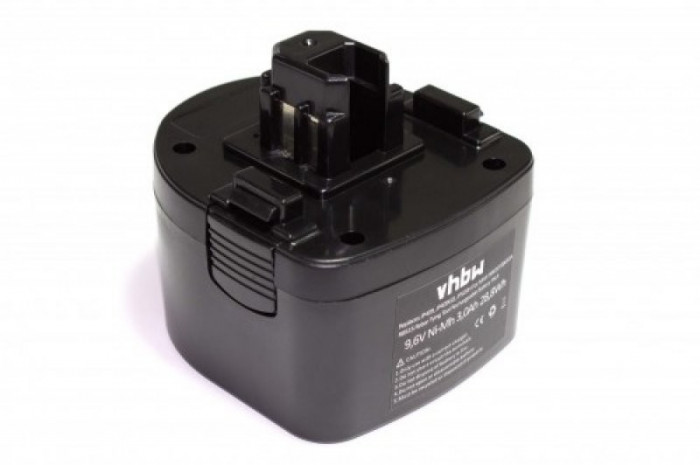 Acumulator pentru max rebar rb650, rb655 u.a. 9.6v, ni-mh, 3000mah, JP509GD, JP509HFüR FOLGENDE MODELLE