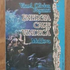 ENERGIA CARE VINDECA - VIOREL OLIVIAN PASCANU