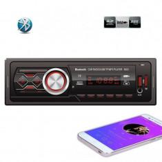 Radio MP3 Player Auto cu Bluetooth, USB si Card Reader 6003