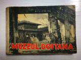 Carte veche Muzeul Doftana 1960.