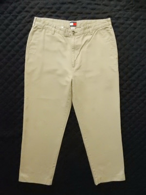 Pantaloni Tommy Hilfiger; 36 (W) / 34 (L), vezi dimensiuni; impecabili, ca noi foto