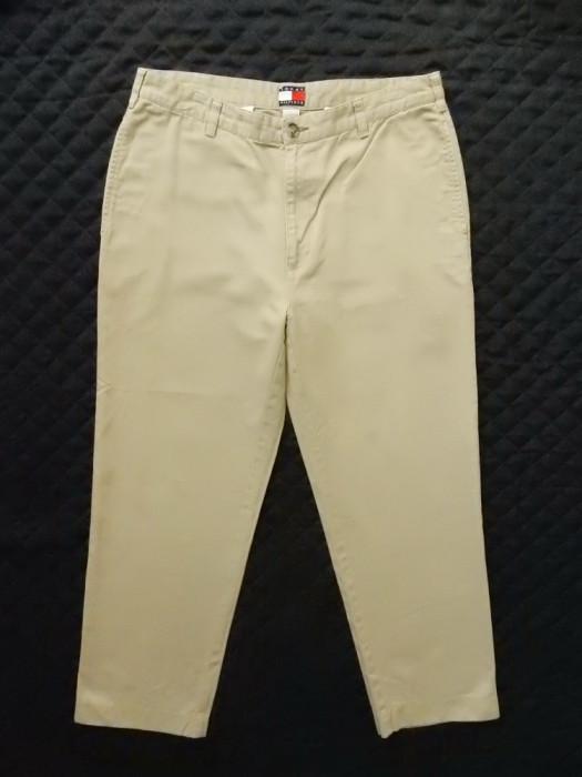 Pantaloni Tommy Hilfiger; 36 (W) / 34 (L), vezi dimensiuni; impecabili, ca noi