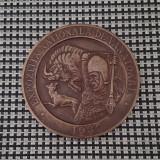 Medalie Premiu 1935 - Expozitia nationala de vanatoare - Premiul