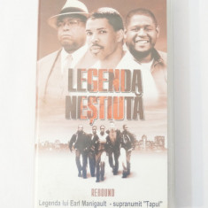 Caseta video VHS originala film tradus Ro - Legenda Nestiuta