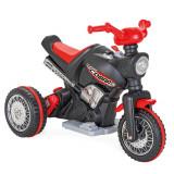 Motocicleta electrica pentru copii Pilsan Cobra 6V, Negru