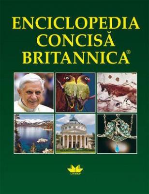 Enciclopedia concisa Britannica foto
