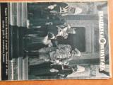 Revista Realitatea Ilustrata, 28 sept. 1933, Regele Carol si regele Alexandru